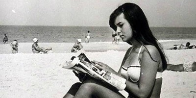 The Girl from Ipanema: Brazil, Bossa Nova, and the Beach